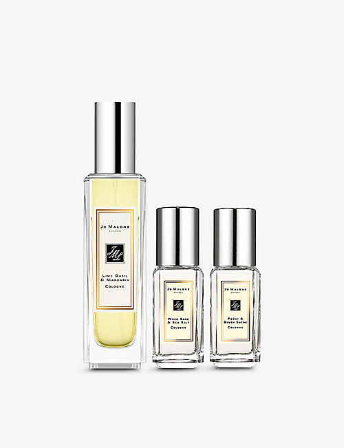 JO MALONE LONDON: Tantalising & Spirited Trio gift set
