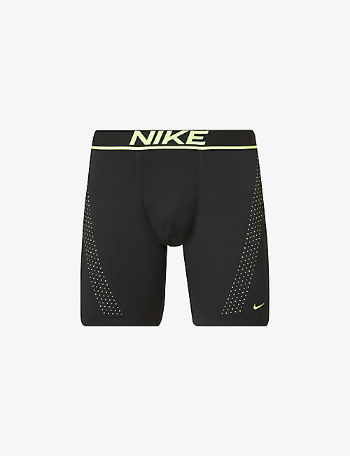 NIKE: Elite stretch-jersey boxers