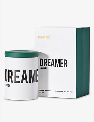 NOMAD NOE: Dreamer in London scented candle 220g