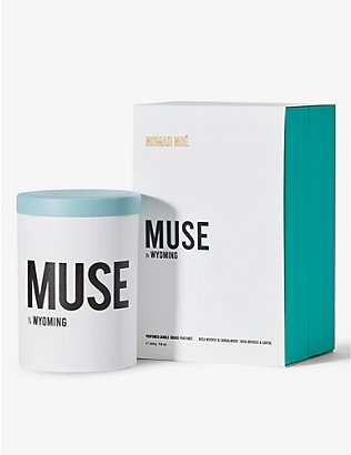 NOMAD NOE: Muse In Wyoming scented candle 220g