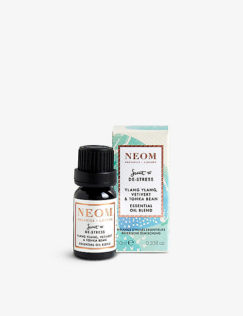 NEOM: Ylang Ylang, Vetivert and Tonka Bean essential-oil blend 10ml