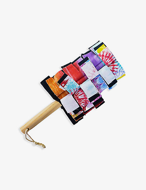 MARLEY'S MONSTERS: Washable flannel and wood duster