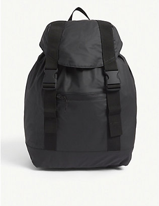 RAINS: Ultralight nylon backpack