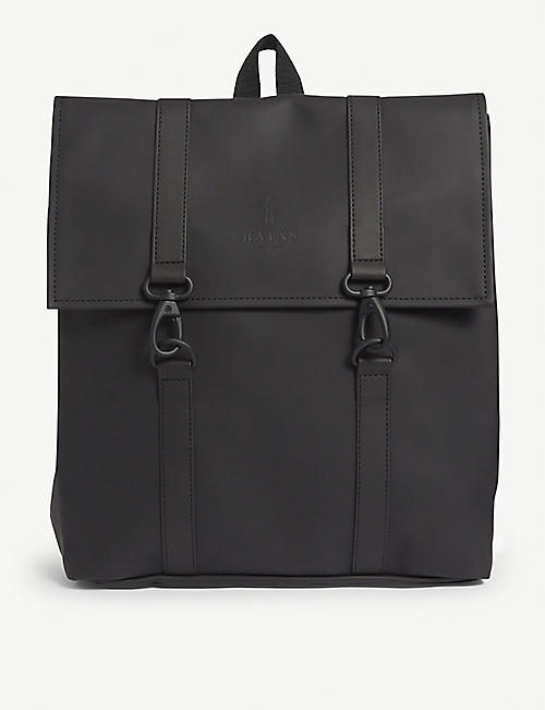 RAINS: Msn nylon mini bag
