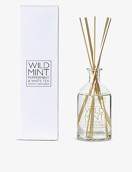 THE WHITE COMPANY: Wild Mint scent diffuser