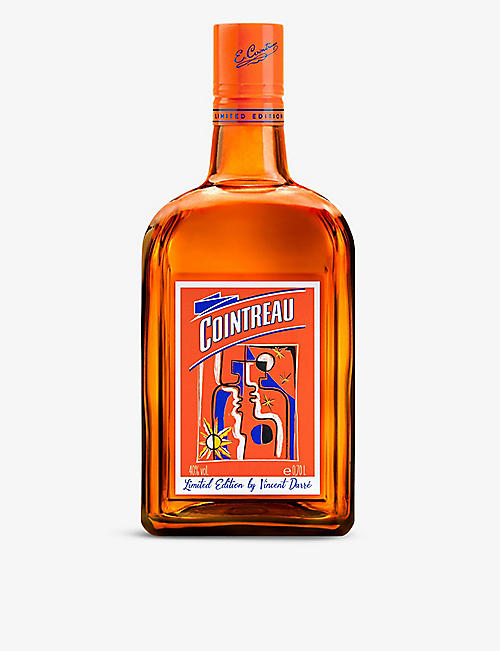 COINTREAU: Vincent Darré Cointreau orange liqueur 700ml