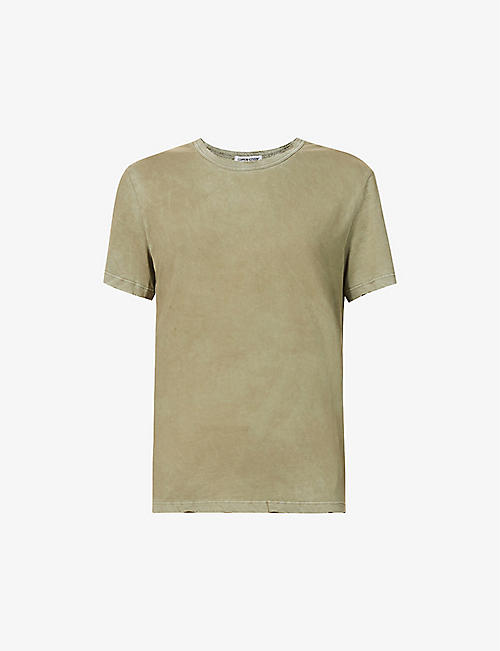 COTTON CITIZEN: The Standard round-neck cotton-jersey T-shirt