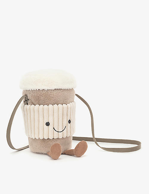 JELLYCAT: Amuseable coffee-to-go bag