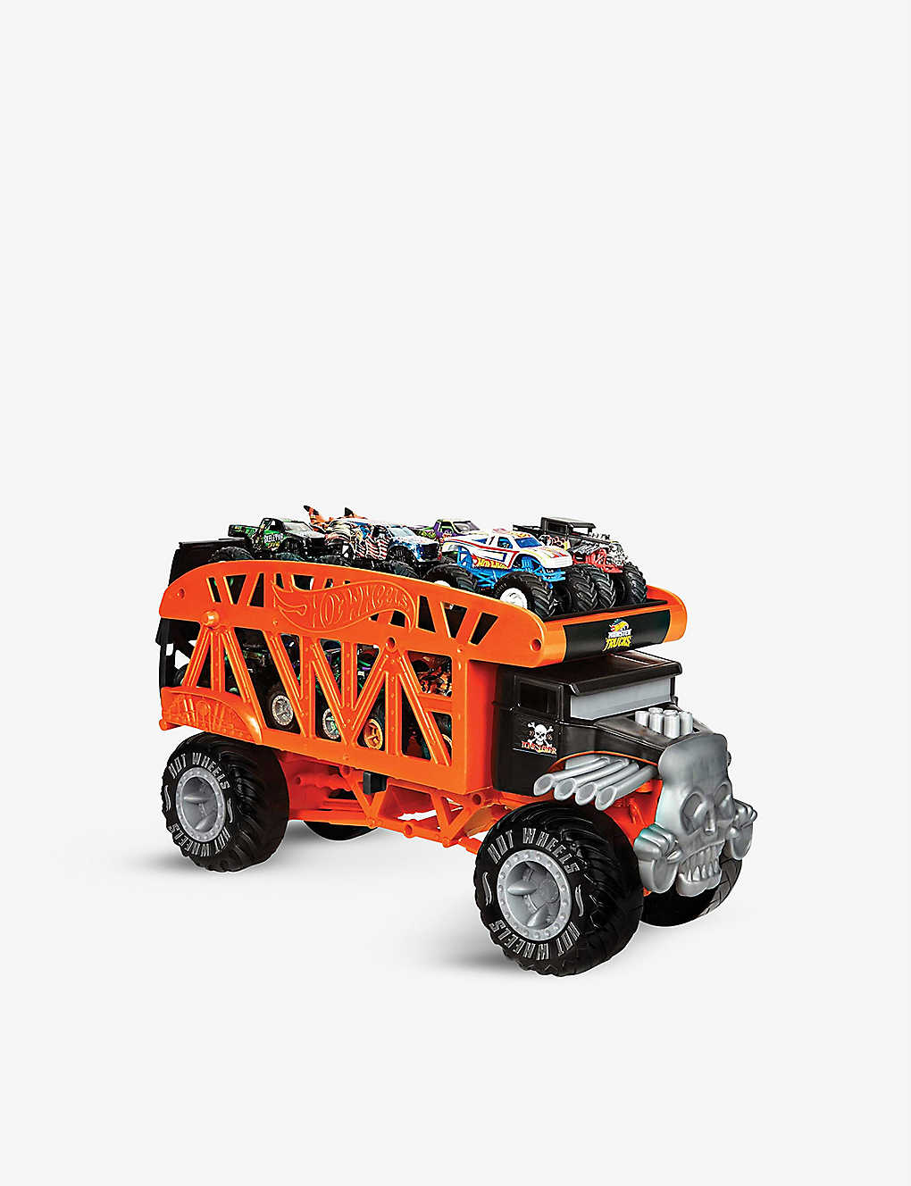 HOTWHEELS: Monster Truck Monster Mover