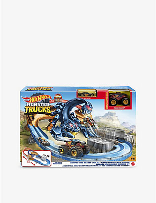 HOTWHEELS: Hot Wheels® Monster Truck Scorpion Sting Raceway™ play set