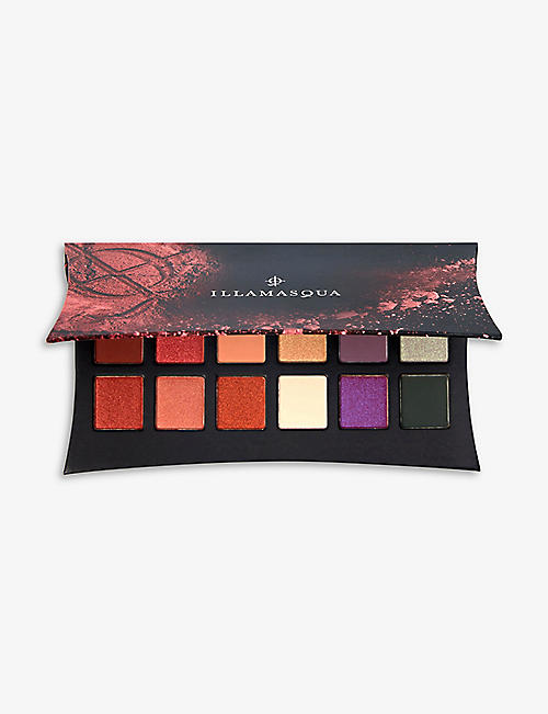 ILLAMASQUA:Movement Artistry 眼影盘 133 克