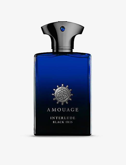 AMOUAGE: Interlude Man Black Iris eau de parfum