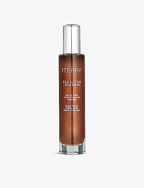 BY TERRY: Tea to Tan face and body 30ml
