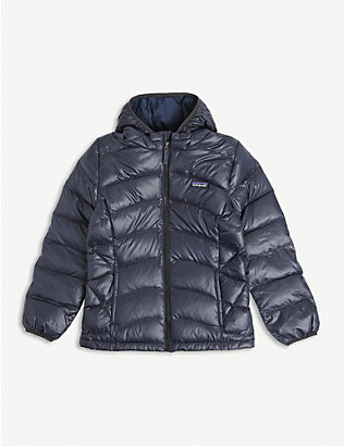 PATAGONIA: Hi-Loft recycled shell-down jacket 5-14 years