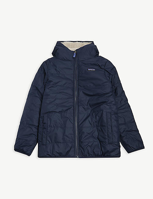 PATAGONIA: Reversible fleece-lined padded jacket 5-14 years