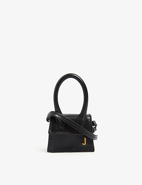 JACQUEMUS: Le Petit Chiquito mini leather bag