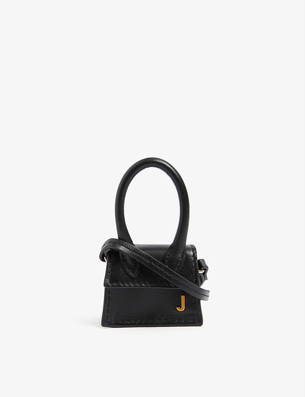 Jacquemus LE PETIT CHIQUITO MINI LEATHER BAG