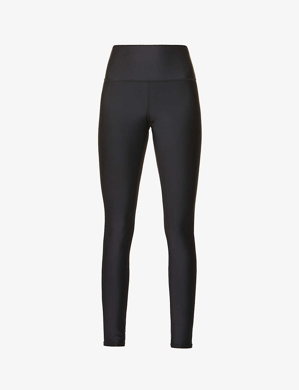 ALO YOGA: Airlift high-rise stretch-knitted leggings