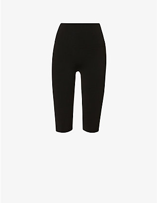 KHAITE: Jane high-rise stretch-knit leggings