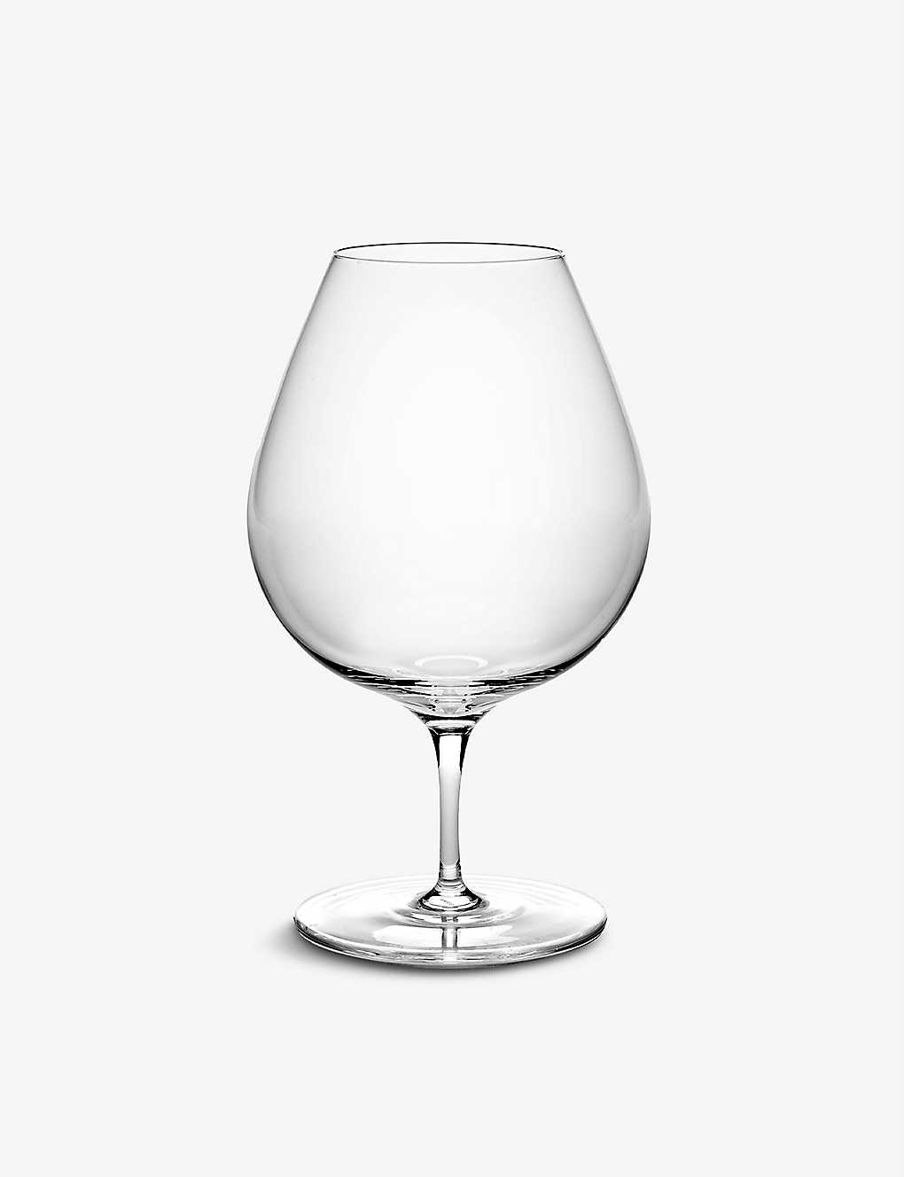 SERAX: Inku red wine glass
