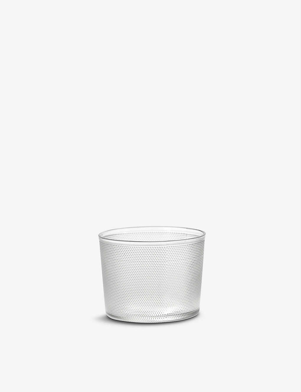 SERAX: Merci glass tumbler 5.8cm