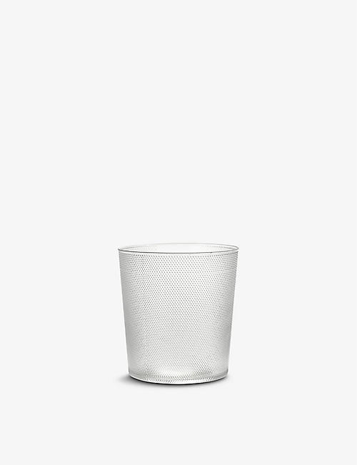 SERAX: Merci glass tumbler 8.9cm