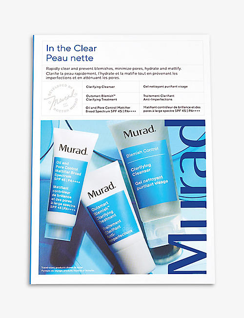 MURAD: In The Clear kit