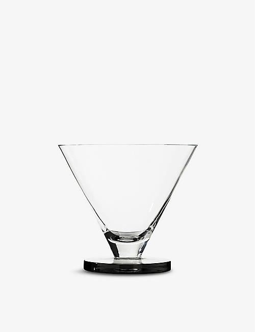 TOM DIXON: Puck cocktail glasses set of two
