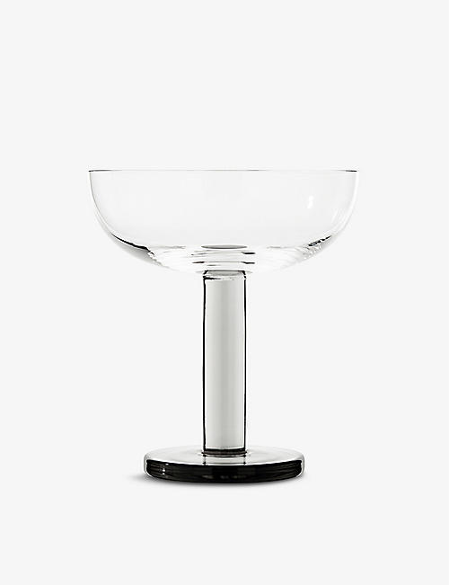 TOM DIXON: Puck coupe glasses set of two