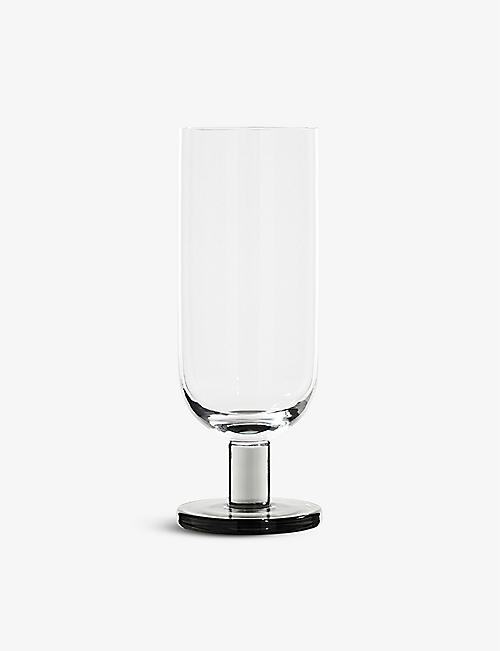 TOM DIXON: Puck highball glasses set of two