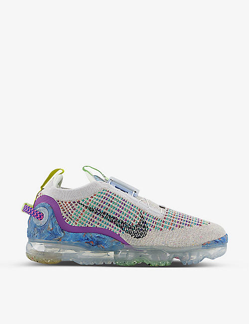 NIKE: Vapormax 2020 Flyknit woven trainers