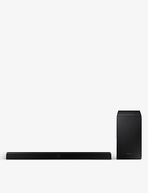 SAMSUNG: T550 2.1ch Soundbar with Wireless Subwoofer