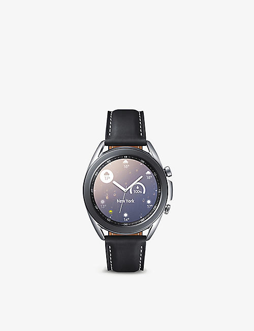 SAMSUNG: Galaxy Watch3 smartwatch