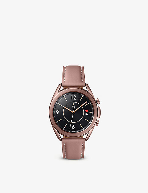 SAMSUNG: Galaxy Watch3 4G smartwatch