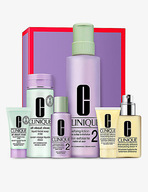 CLINIQUE: Great Skin Everywhere gift set