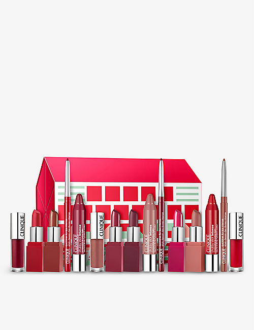 CLINIQUE: Ultimate Lip Roll Out gift set