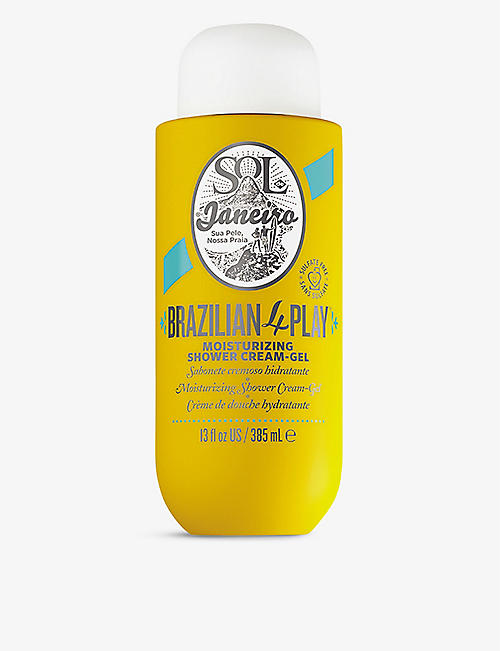 SOL DE JANEIRO: Brazilian 4 Play shower cream-gel 90ml