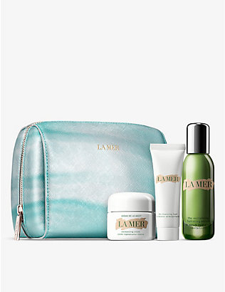 LA MER: The Revitalising Hydration Collection