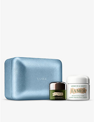LA MER: The Glowing Hydration Duo set