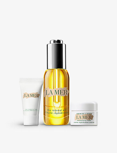 LA MER: The Firming Renewal Collection gift set worth £210