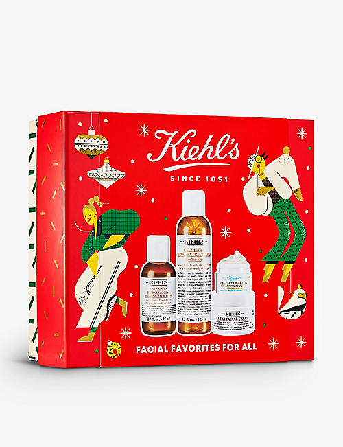 KIEHL'S: Facial Favourites For All gift set