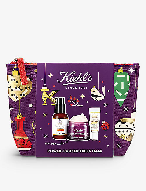 KIEHL'S: Power Packed Essentials gift set