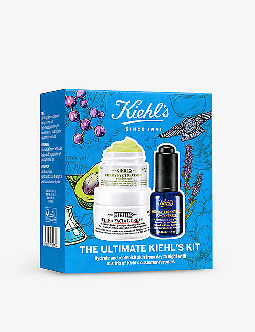 KIEHL'S: The Ultimate Kiehl's kit
