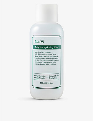 KLAIRS: Daily Skin Hydrating water 500ml