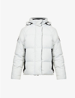 CANADA GOOSE: Junction padded shell-down jacket