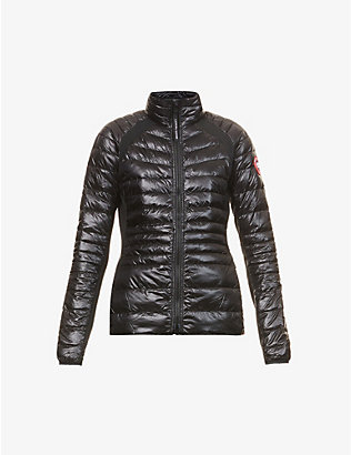 CANADA GOOSE: Hybridge Lite padded shell-down jacket