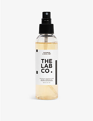 THE LAB CO: Cashmere & Wool mist kit