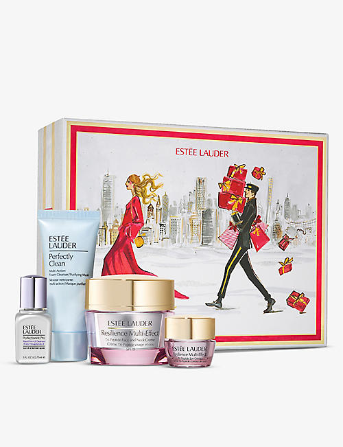 ESTEE LAUDER: Lift and Glow Skincare Collection gift set