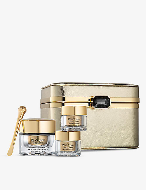 ESTEE LAUDER: Live a Life of Extraordinary Beauty Ultimate Diamond Trio gift set