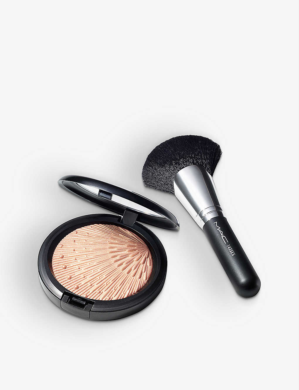 MAC: Frosted Firework Firelit kit
